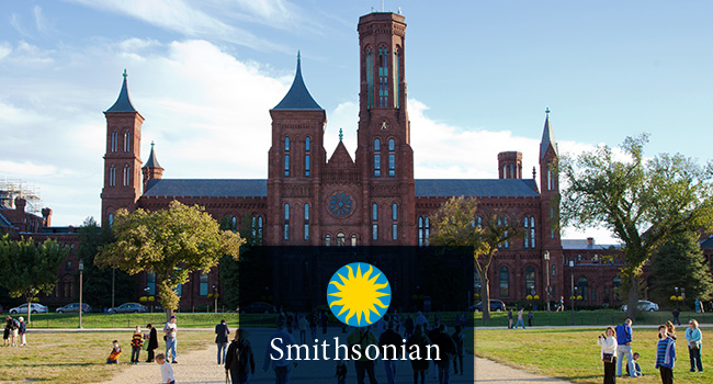 Smithsonian's America English course