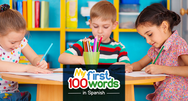 My First 100 Words - Spanish Course